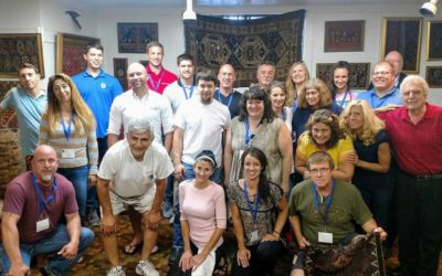Shehady's Oriental Rugs Hosts Rug Repair Class